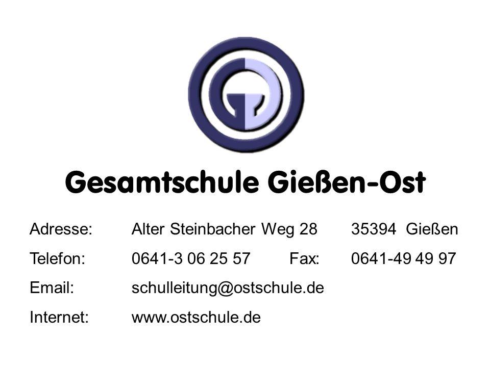 Gesamtschule Gießen-Ost