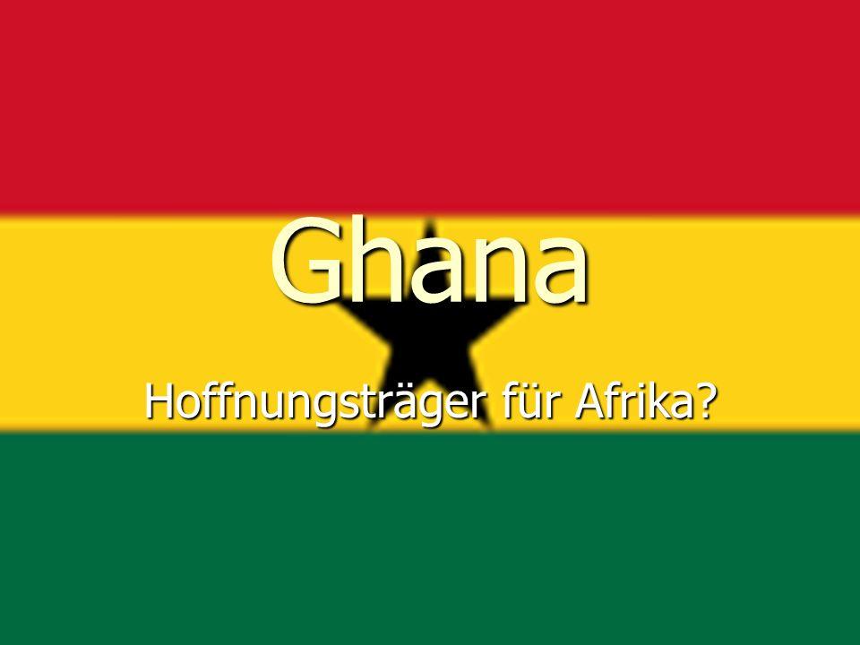 Hoffnungsträger für Afrika