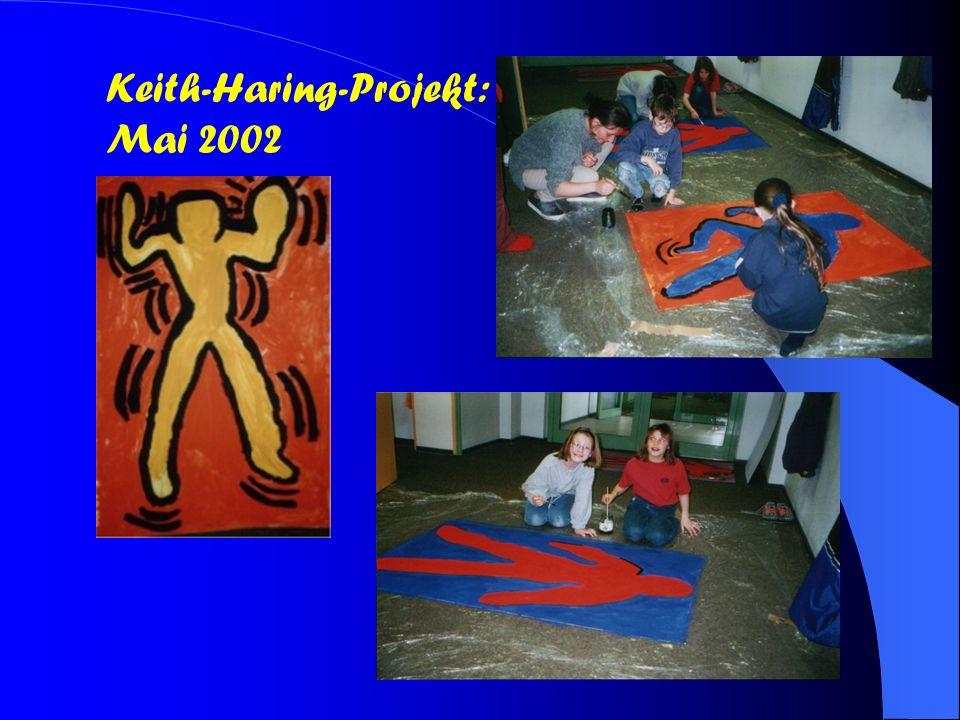 Keith-Haring-Projekt: Mai 2002