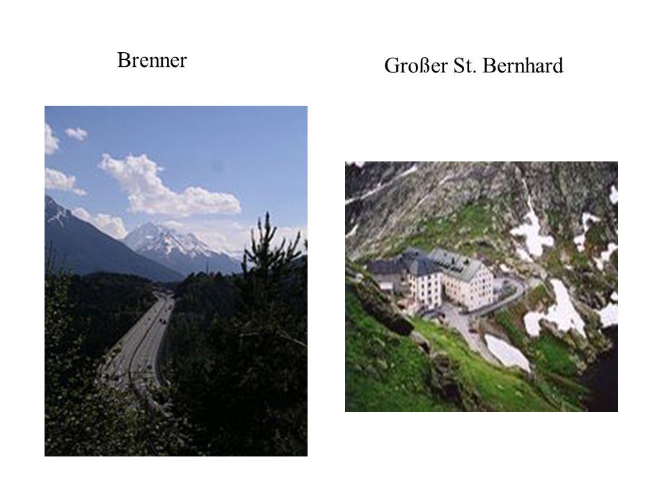 Brenner Großer St. Bernhard