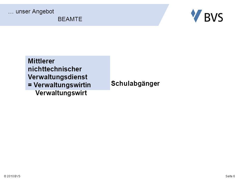 Mittlerer nichttechnischer Verwaltungsdienst = Verwaltungswirtin