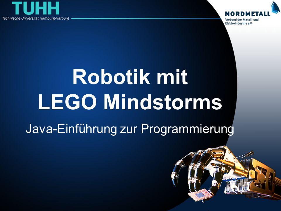 Robotik mit LEGO Mindstorms