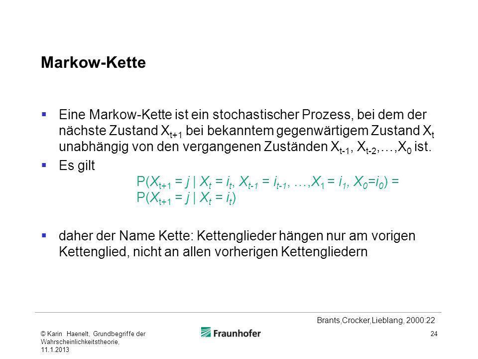 Markow-Kette