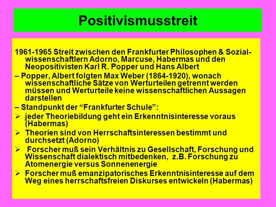 Positivismusstreit