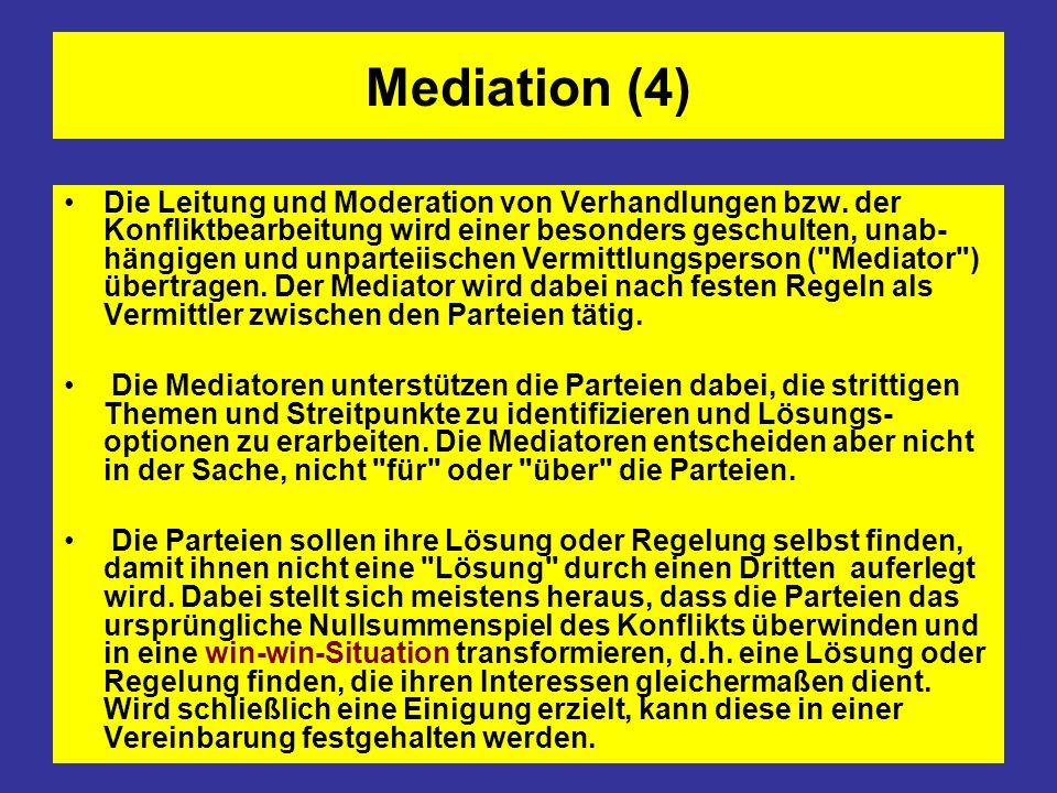 Mediation (4)