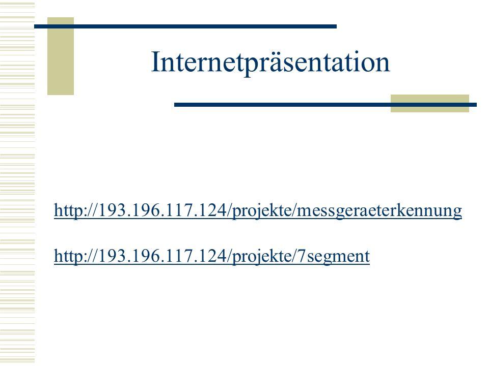 Internetpräsentation