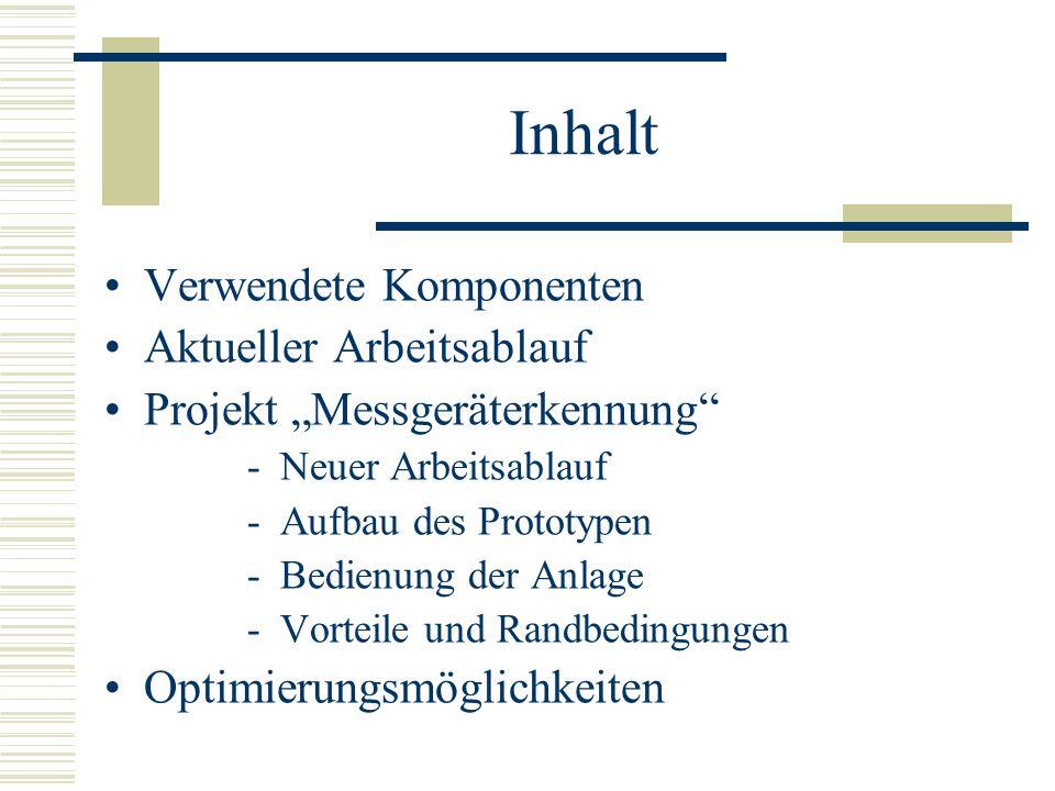 Inhalt Verwendete Komponenten Aktueller Arbeitsablauf