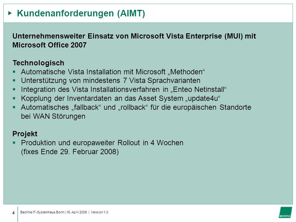 Kundenanforderungen (AIMT)