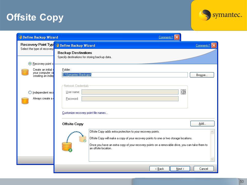 Offsite Copy