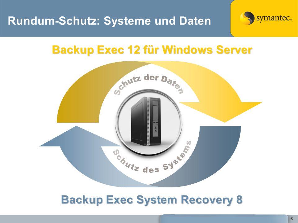 Rundum-Schutz: Systeme und Daten