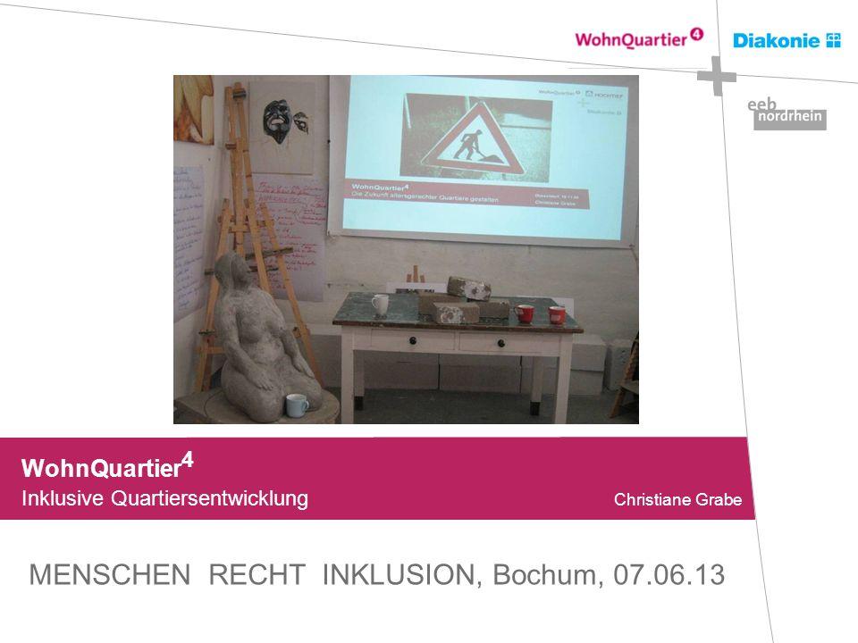 MENSCHEN RECHT INKLUSION, Bochum, 07.06.13