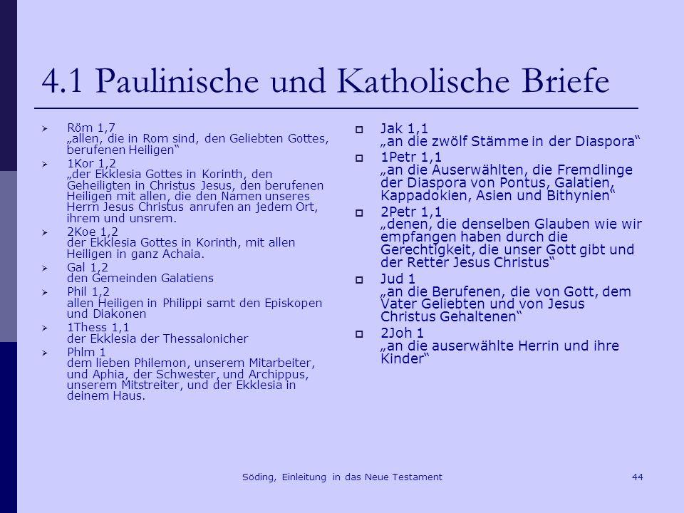 Neue Kinderbriefe An Den Lieben Gott : Einleitung in das neue testament ppt herunterladen