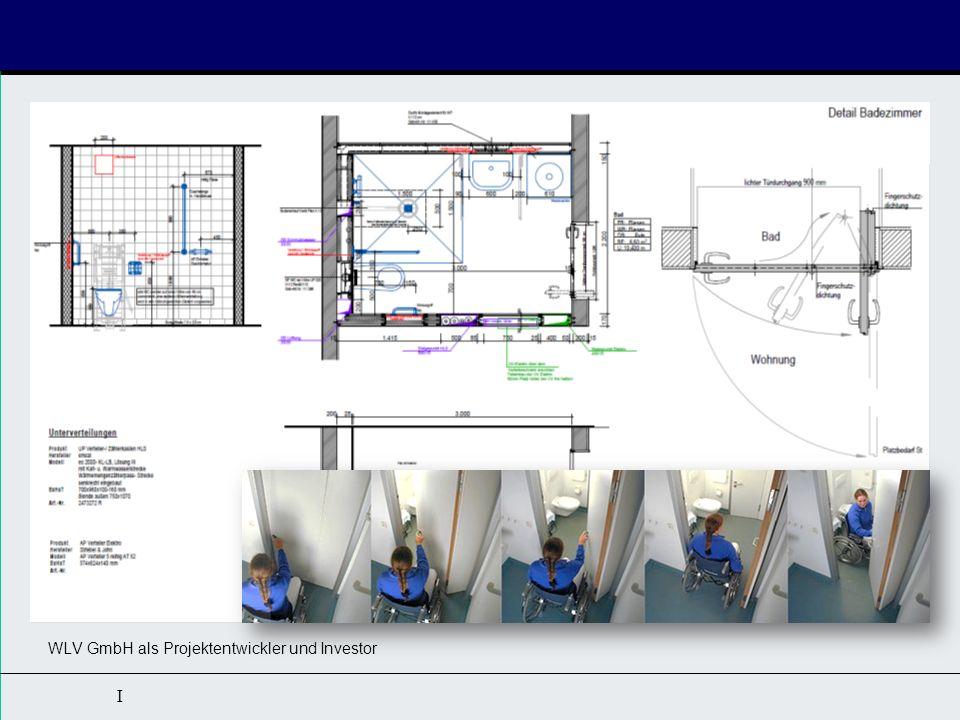 WLV GmbH als Projektentwickler und Investor