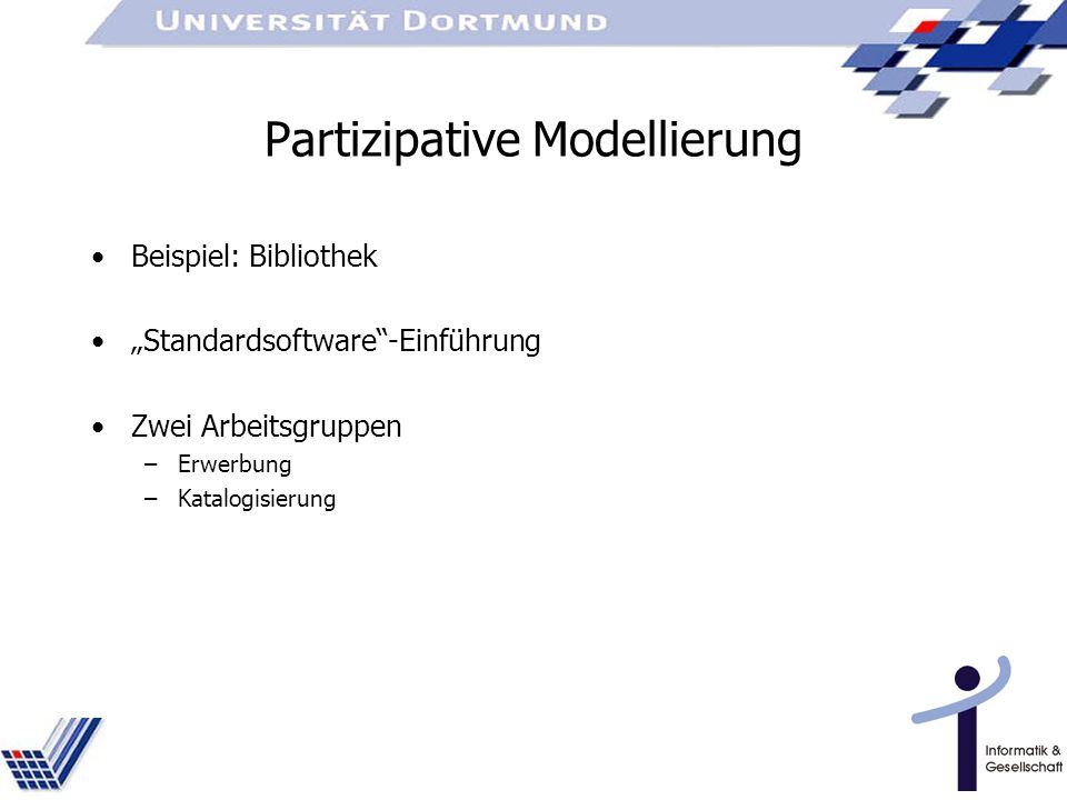 Partizipative Modellierung