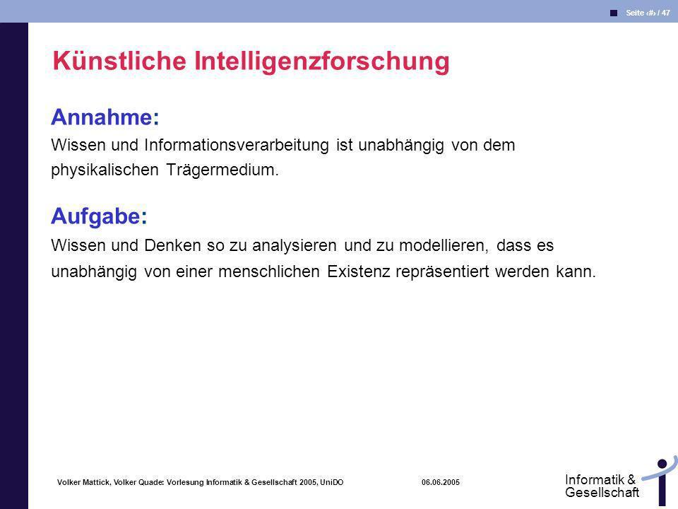 Künstliche Intelligenzforschung