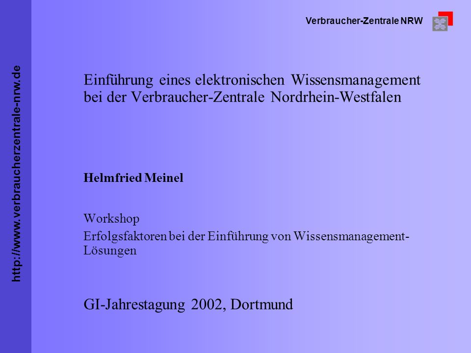 GI-Jahrestagung 2002, Dortmund