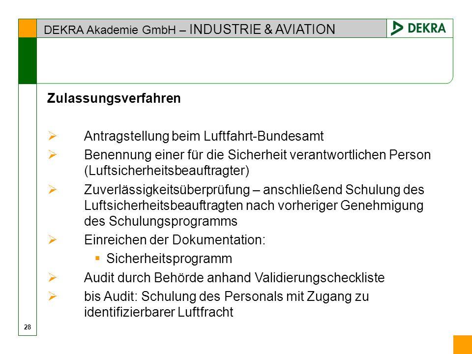 Antragstellung beim Luftfahrt-Bundesamt
