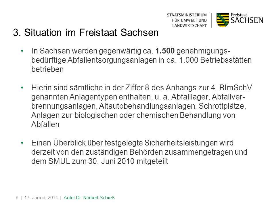 3. Situation im Freistaat Sachsen