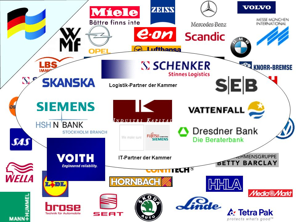 Logistik-Partner der Kammer