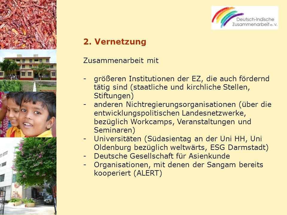 2. Vernetzung Zusammenarbeit mit