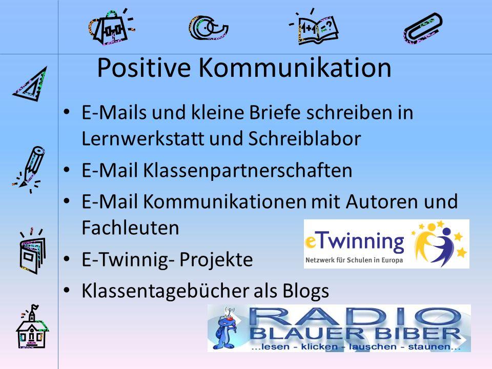Positive Kommunikation