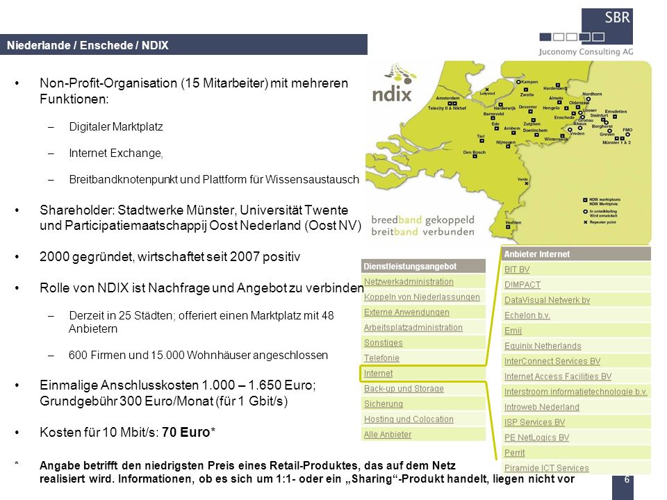 Niederlande / Enschede / NDIX