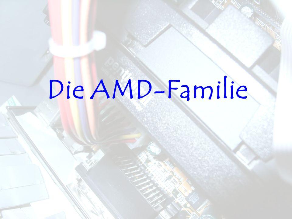 Die AMD-Familie