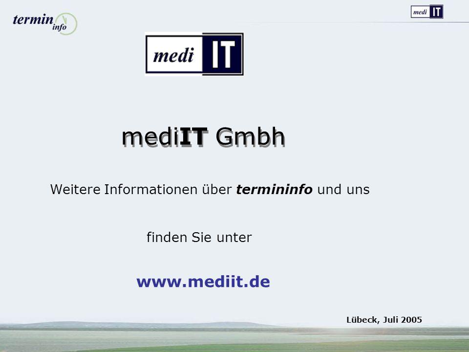 mediIT Gmbh www.mediit.de