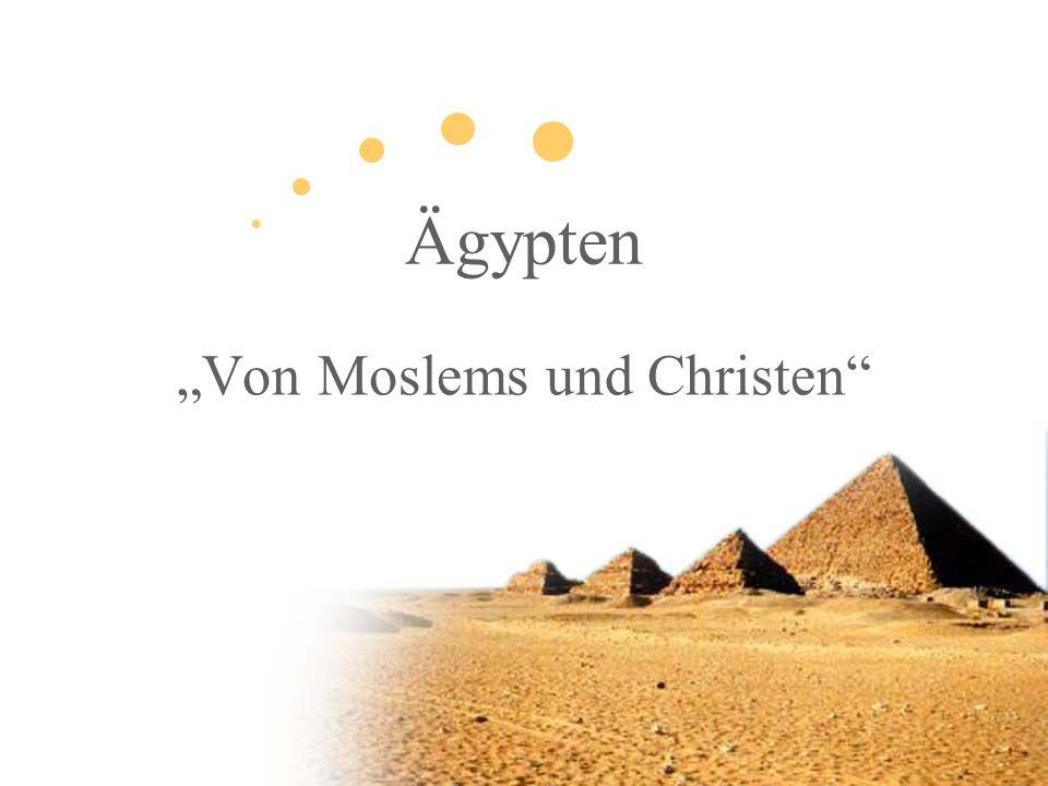 """""""Von Moslems und Christen"""