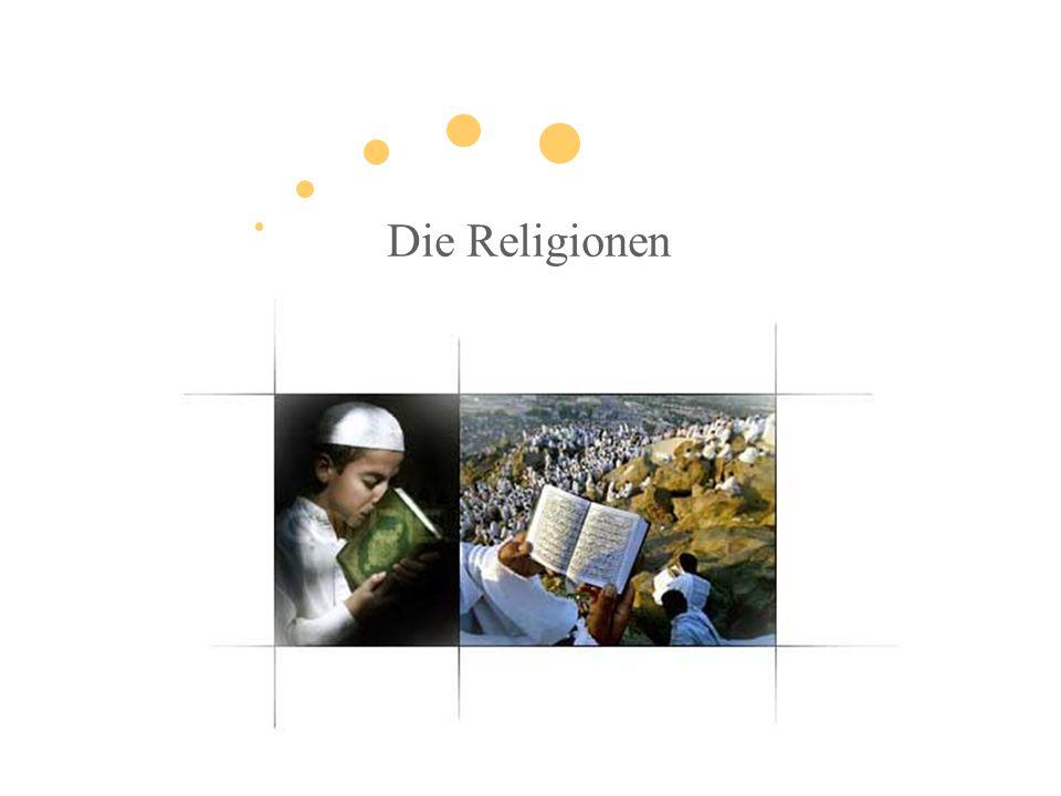 Die Religionen