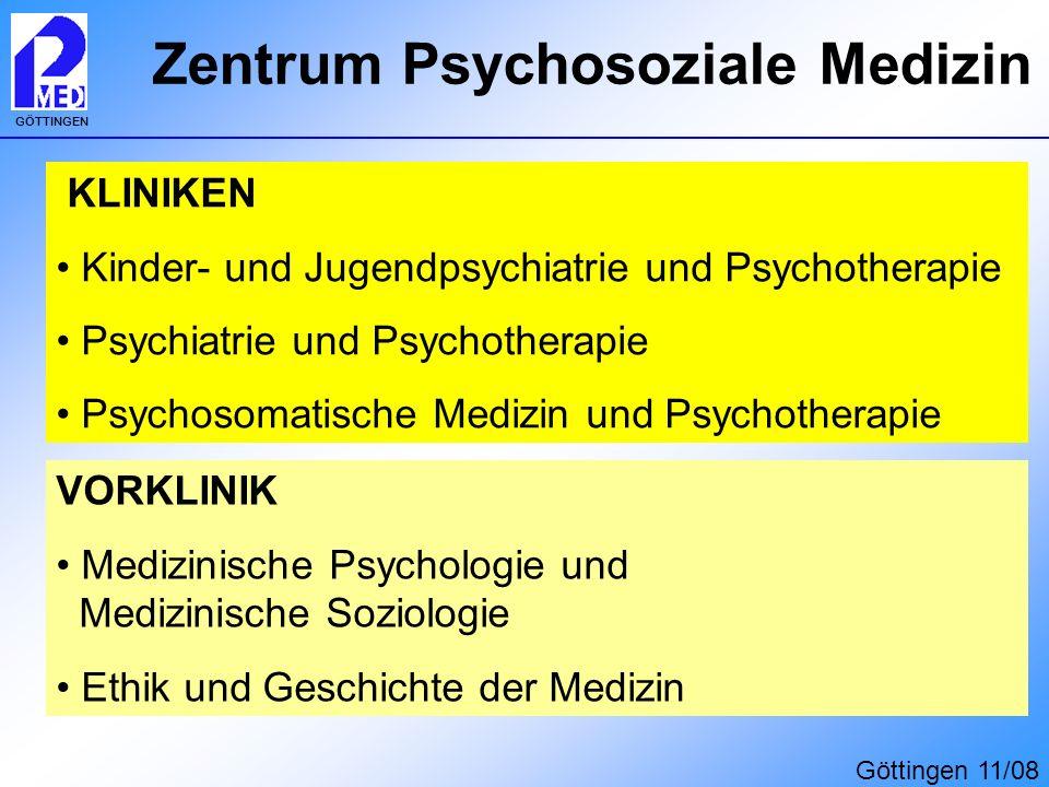Zentrum Psychosoziale Medizin