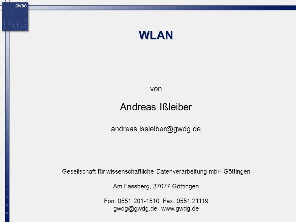 Andreas Ißleiber andreas.issleiber@gwdg.de