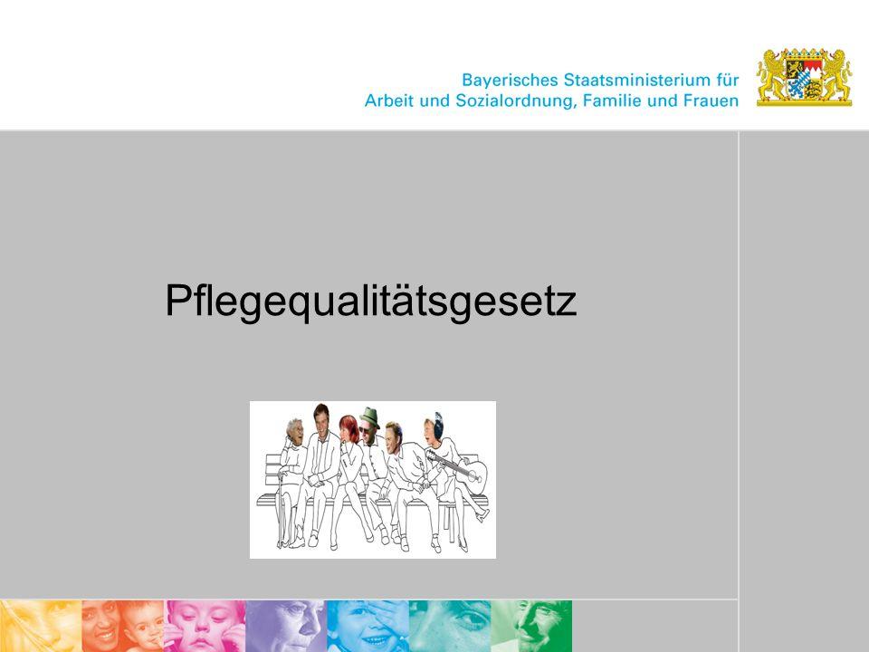 Pflegequalitätsgesetz