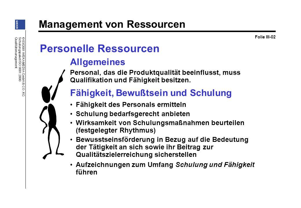 Personelle Ressourcen