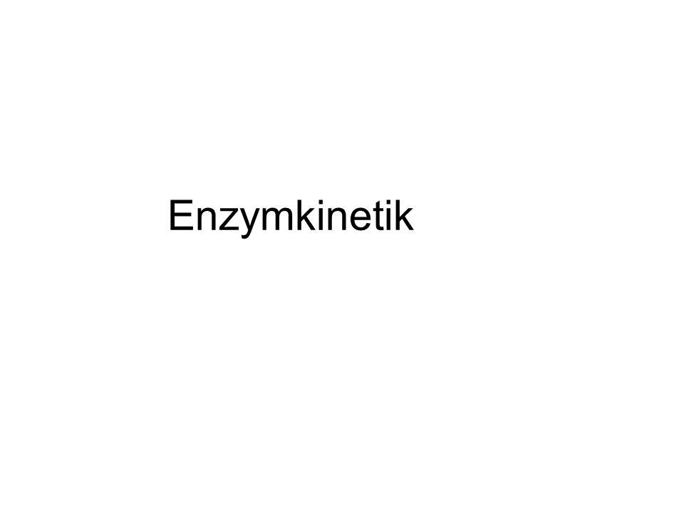 Enzymkinetik