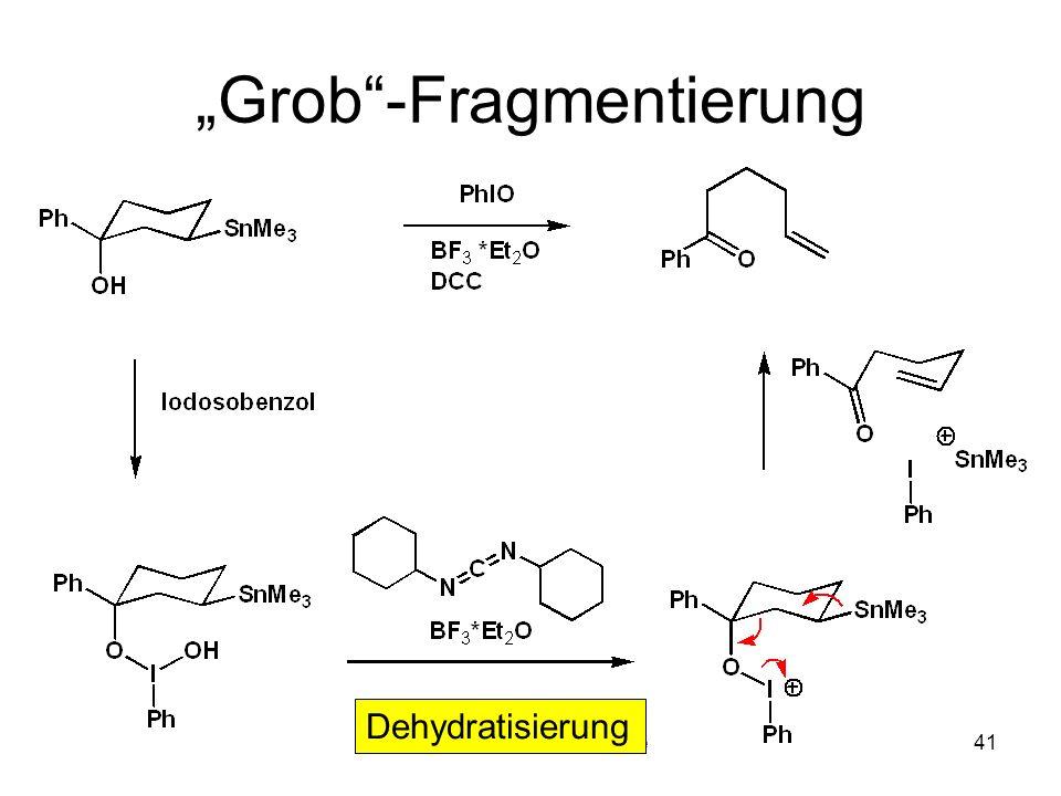 """""""Grob -Fragmentierung"""