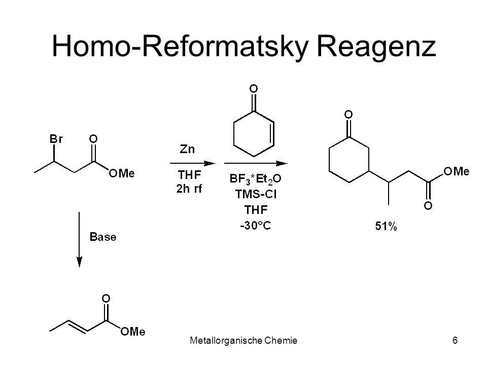Homo-Reformatsky Reagenz