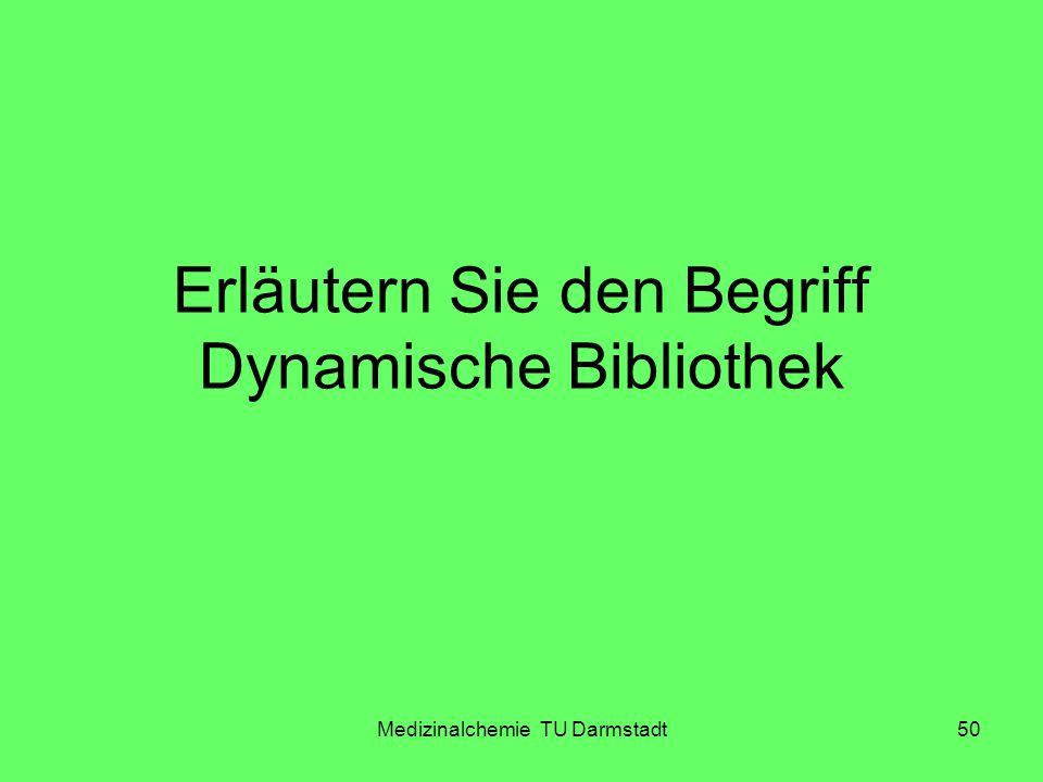 Erläutern Sie den Begriff Dynamische Bibliothek