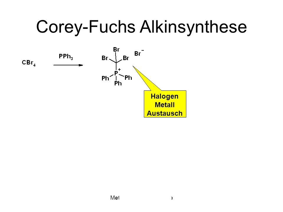 Corey-Fuchs Alkinsynthese