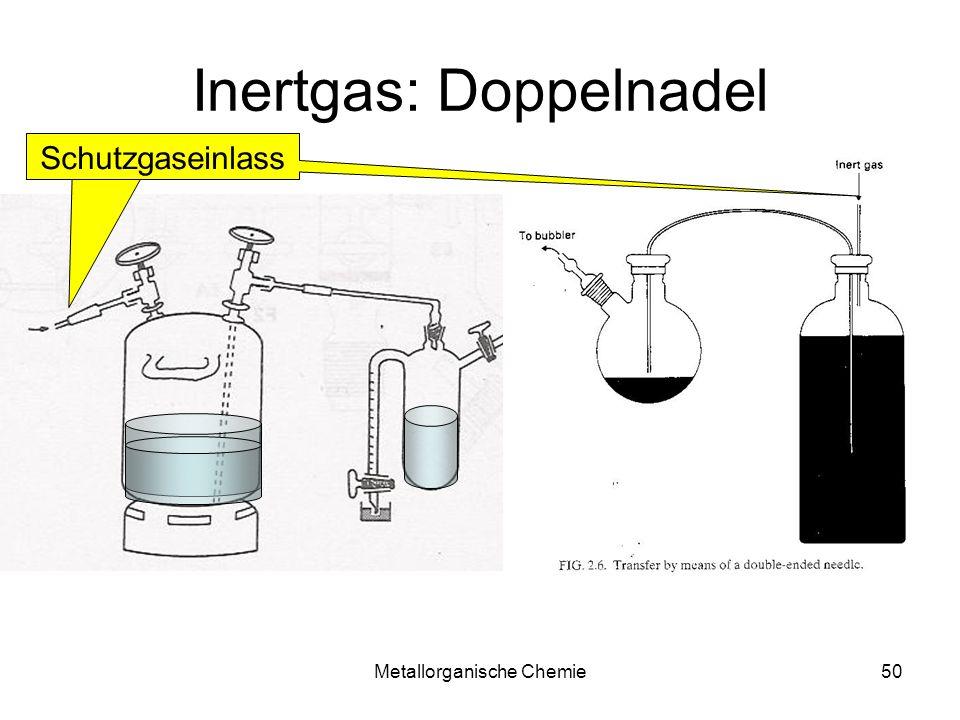 Inertgas: Doppelnadel