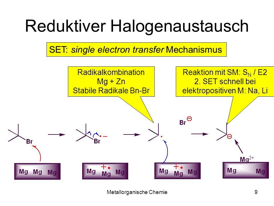 Reduktiver Halogenaustausch