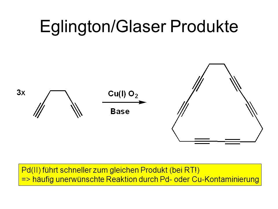 Eglington/Glaser Produkte