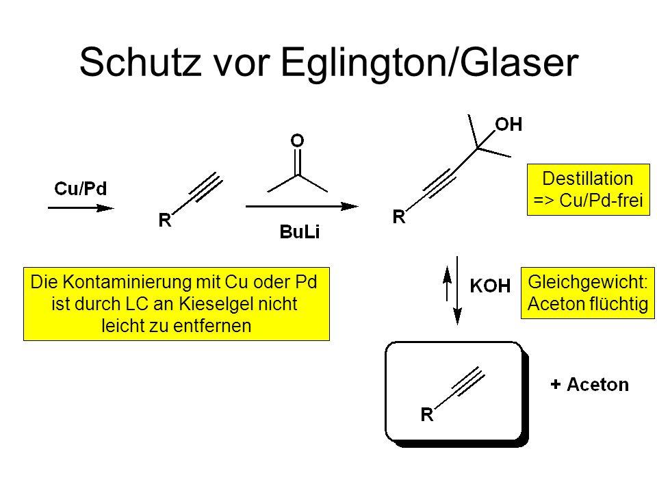Schutz vor Eglington/Glaser