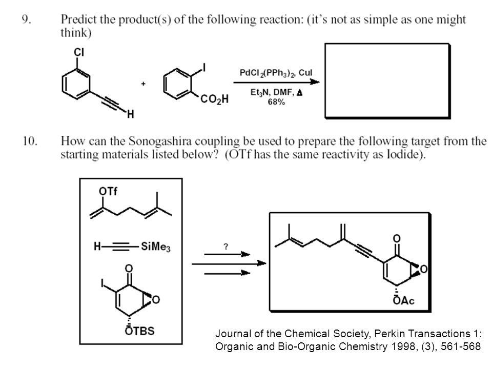 Journal of the Chemical Society, Perkin Transactions 1: