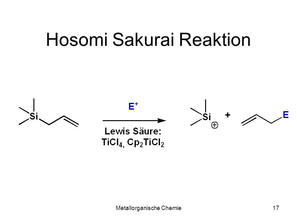 Hosomi Sakurai Reaktion