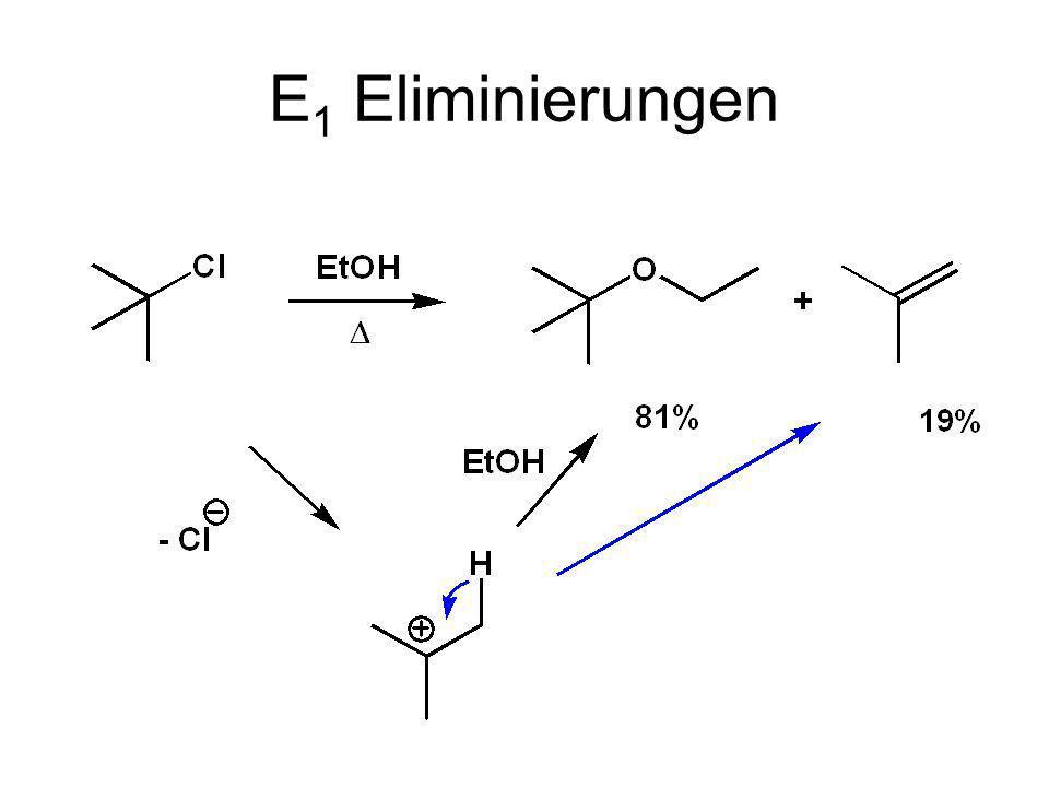 E1 Eliminierungen