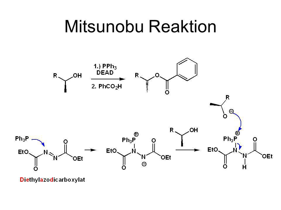 Mitsunobu Reaktion