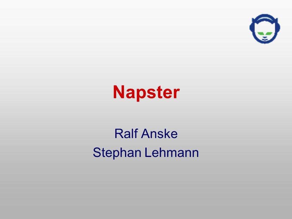Ralf Anske Stephan Lehmann