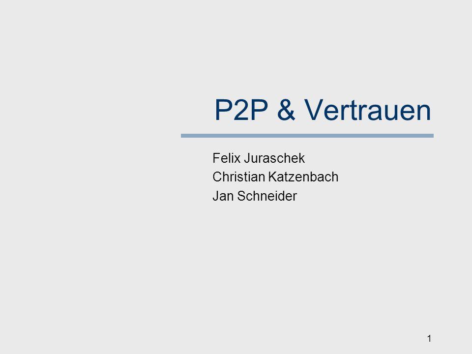 Felix Juraschek Christian Katzenbach Jan Schneider