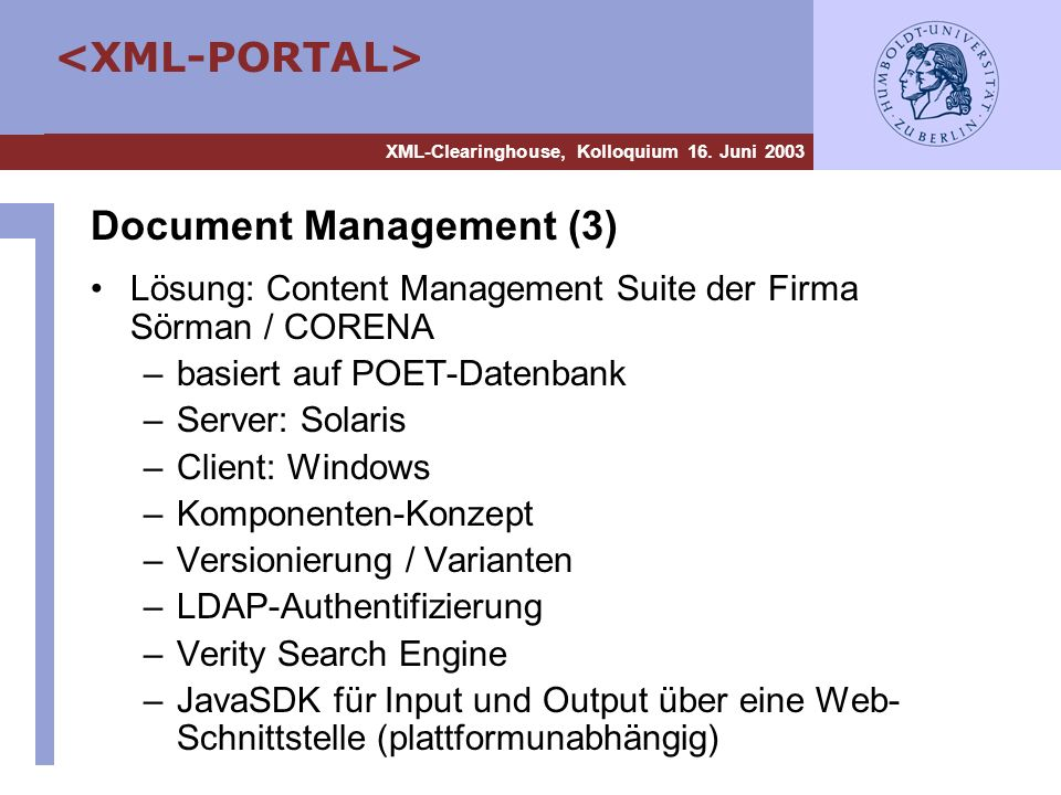 Document Management (3)